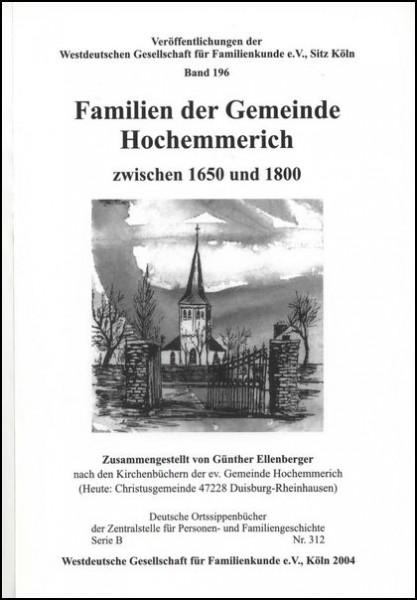 Familienbuch Hochemmerich